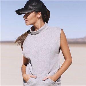 Olympia Activewear Sleeveless Sweatshirt